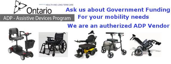 Assistive Devices, Mobility Aids, Disability Aids, Senior